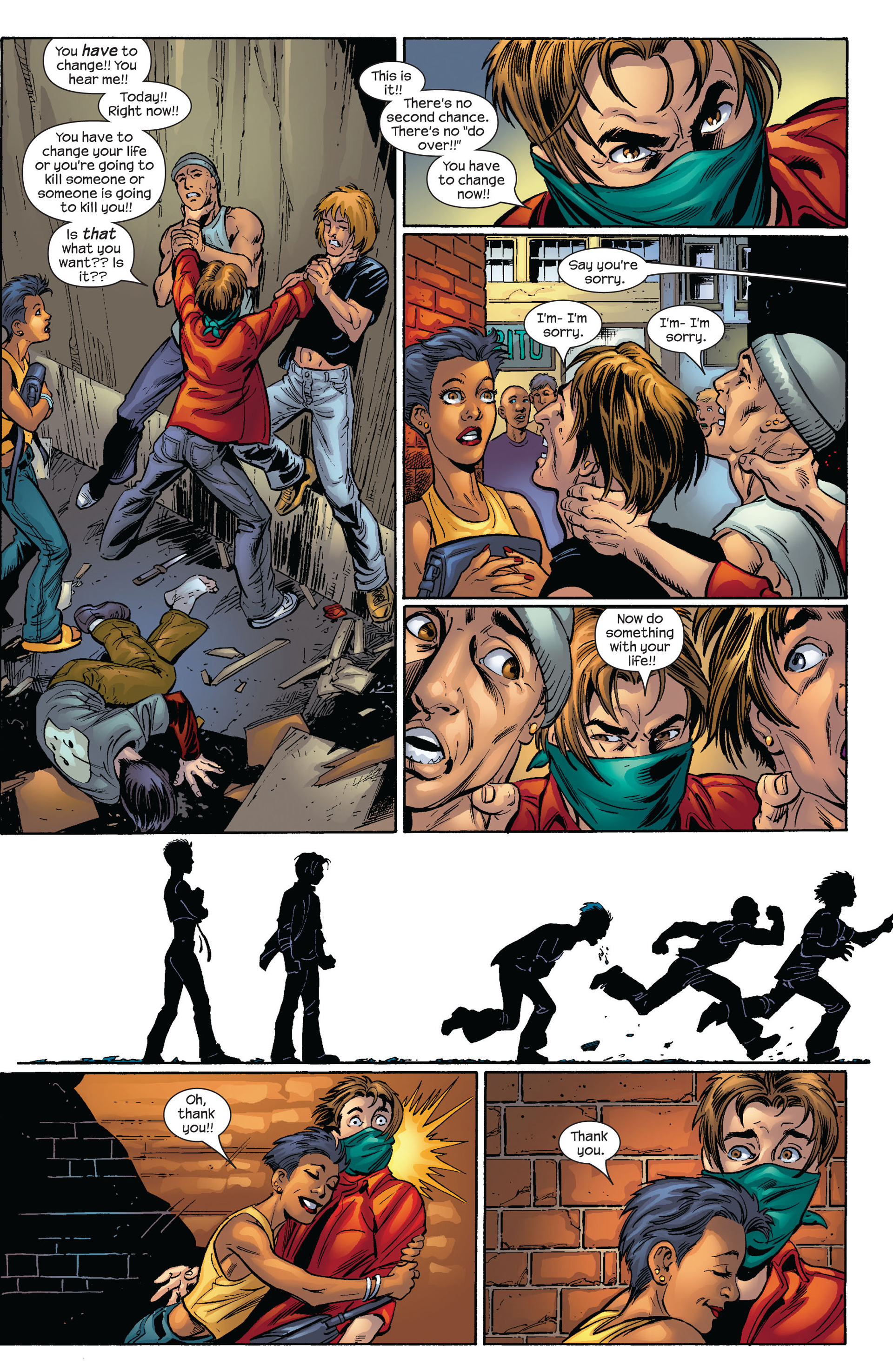 Ultimate Spider-Man (2000) Issue #65 #69 - English 19