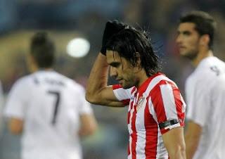 Continua la crisis de resultados del Atlético de Madrid