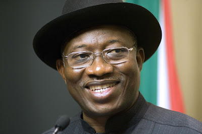 News : Goodluck Jonathan wins International Person of the Year 2015 award