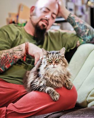 Jackson-Galaxy-animal-planet-domesticar-gato-endemoniado-Bogotá-Septiembre