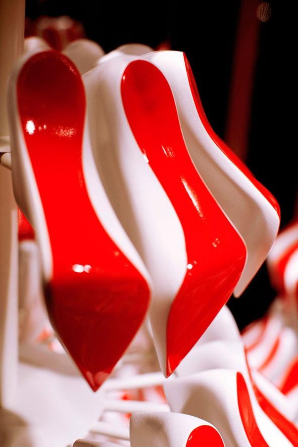 Louboutin Chaussure Femme Semelle Rouge