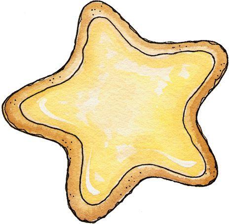 dibujos coloreados galletas de navidad - Imagenes y dibujos para ...