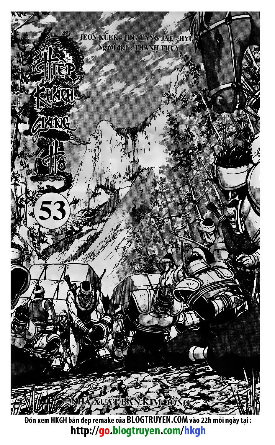 Hiệp Khách Giang Hồ - Hiệp Khách Giang Hồ Chap 372 - Pic 2