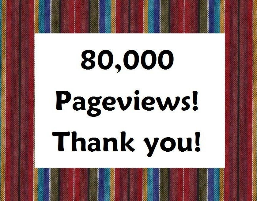 40000 pageviews thank you - photo #27