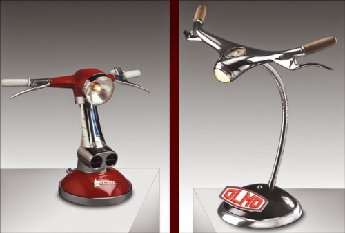 01-Maurizio-Lamponi-Leopardi-Moped-and-Bicycle-Desk-Lamps-www-designstack-co