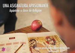 APÚNTATE A LA CLASE DE RELIGIÓN