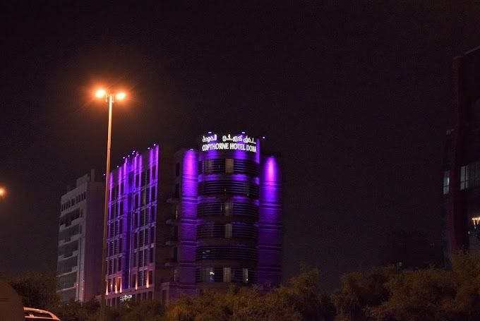 Copthorne Hotel Doha (Night Vision)