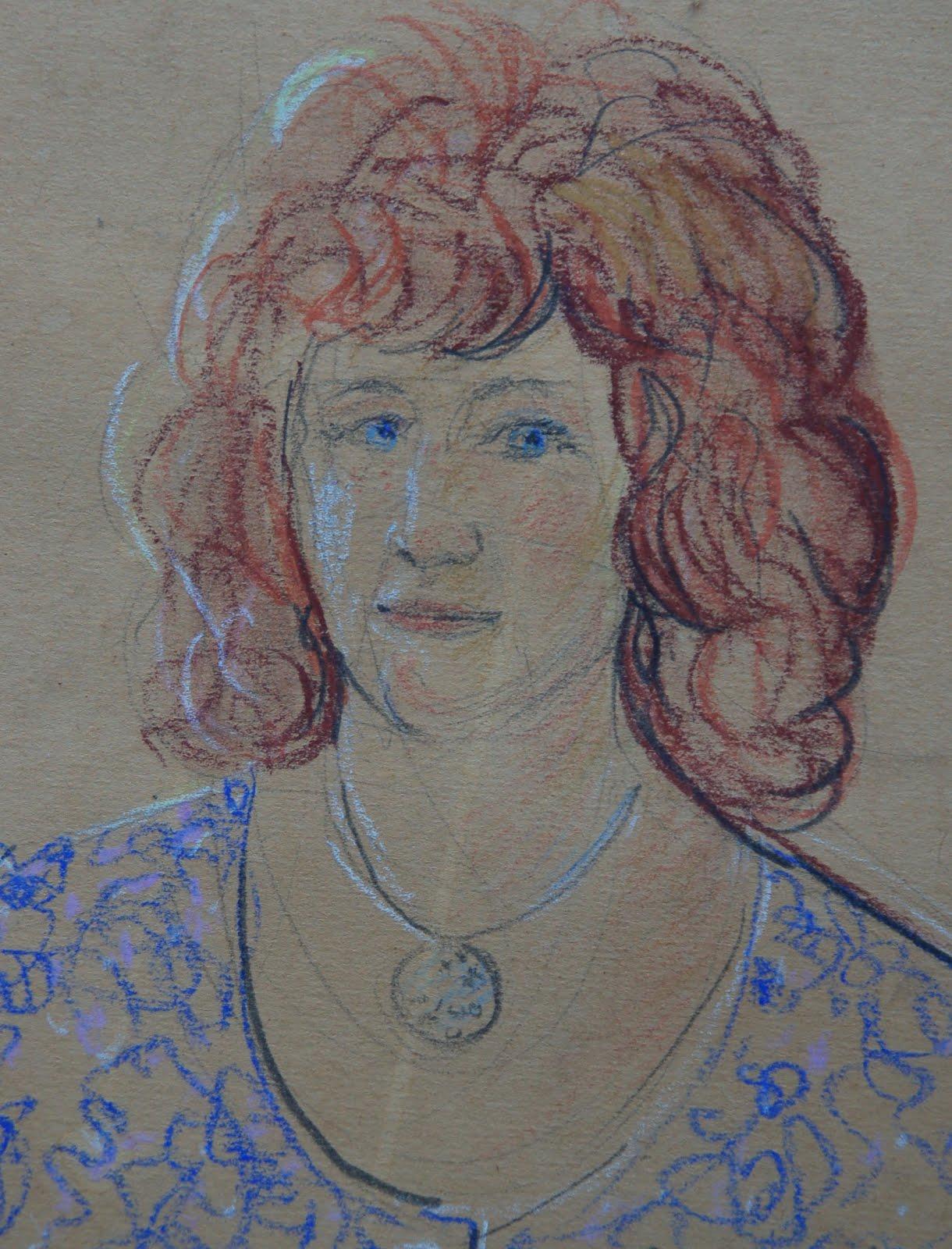 Ryskt porträtt