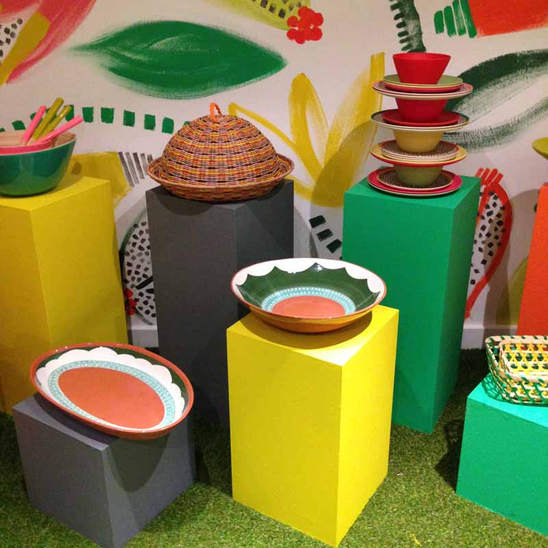 SS16 fashion/interiors press shows: Monsoon, Accessorize, Paperchase and Habitat
