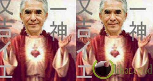 Matayoshi Mitsuo: Yesus asal Jepang
