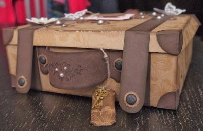 dachoula valise en carton d 39 apr s le blog de laurence. Black Bedroom Furniture Sets. Home Design Ideas