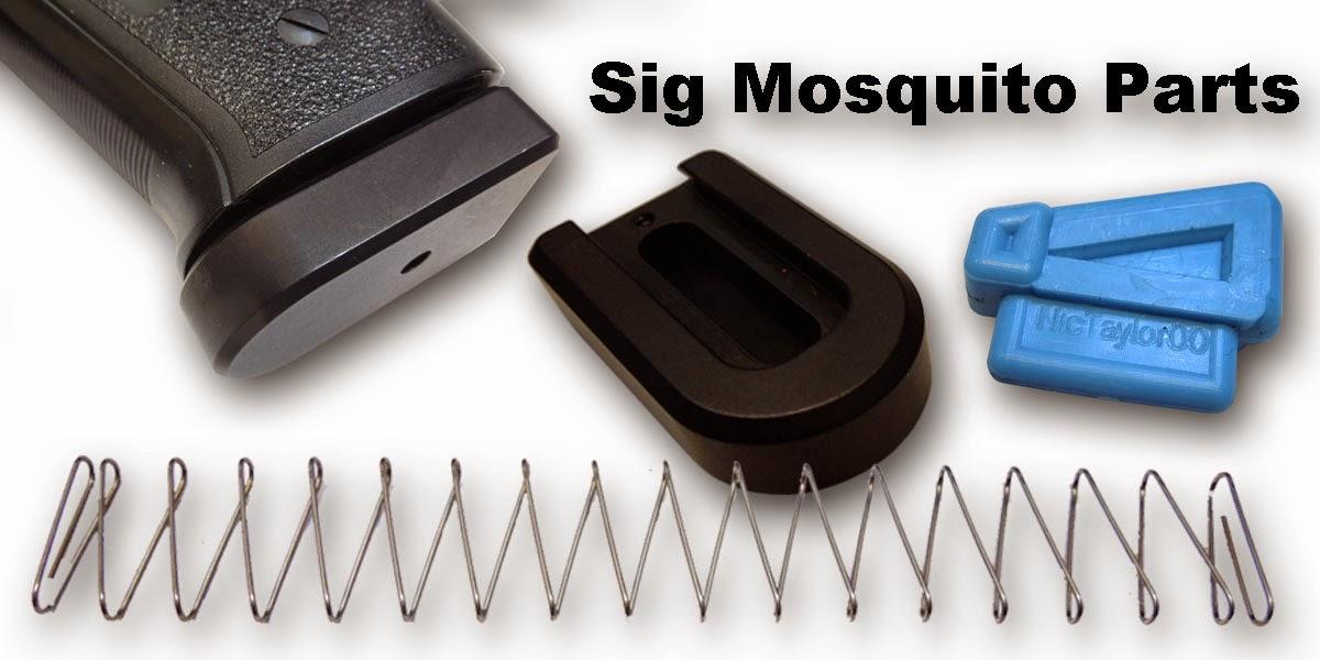Sig Mosquito High Capacity Magazines