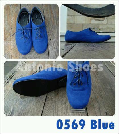 Aneka model sepatu sandal wanita murah,sandal wanita terbaru model Blue