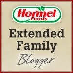 Hormel Family Blogger