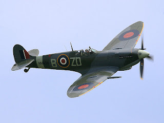 War Thunder: the Spitfire - one of the best fighters in the game