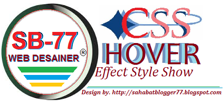 CSS hover image