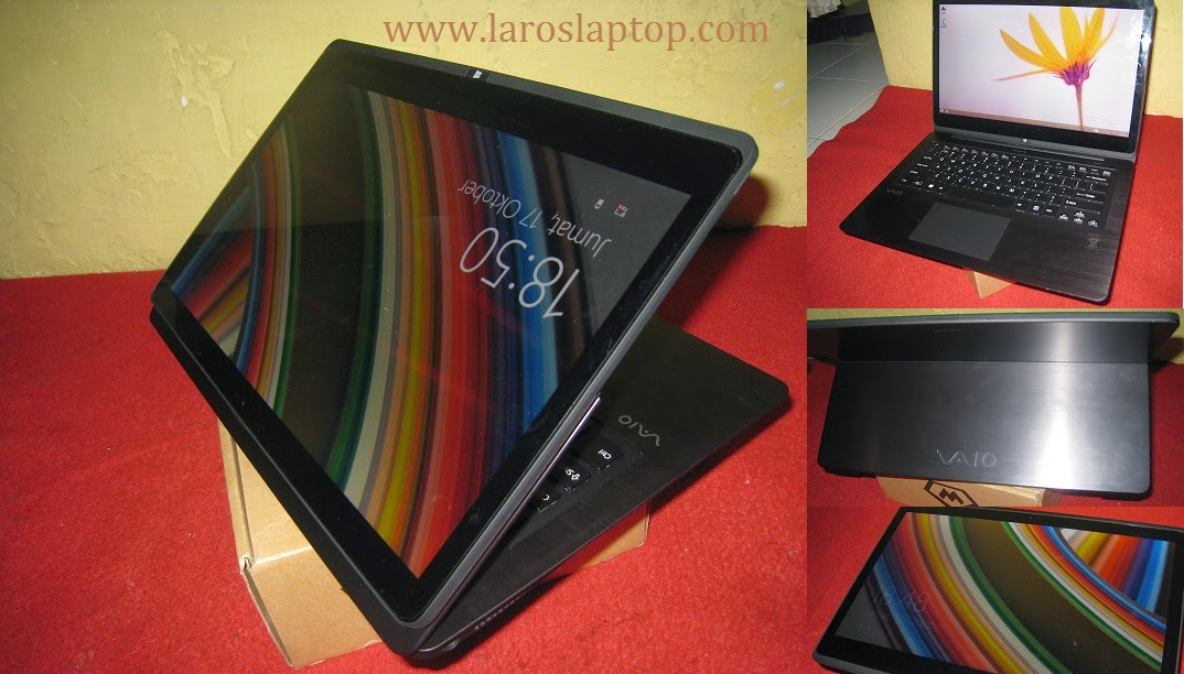 Laptop Second Sony Vaio SVF14N16SGB