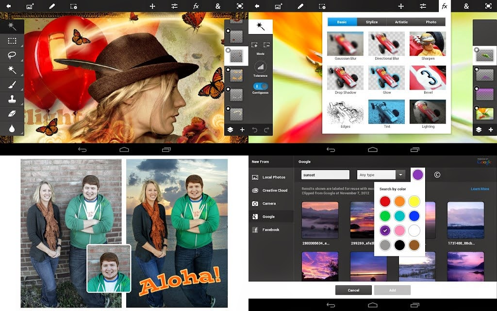 Adobe Photoshop Touch v1.6 APK