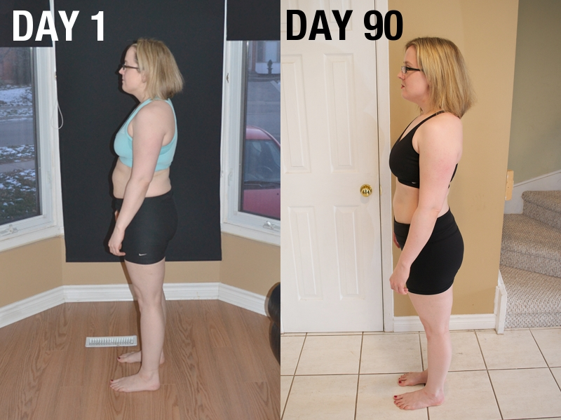 p90x before and after girls. Read the rest of my P90X posts