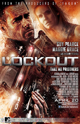 Watch Lockout 2012 Hollywood Movie Online | Lockout 2012 Hollywood Movie Poster