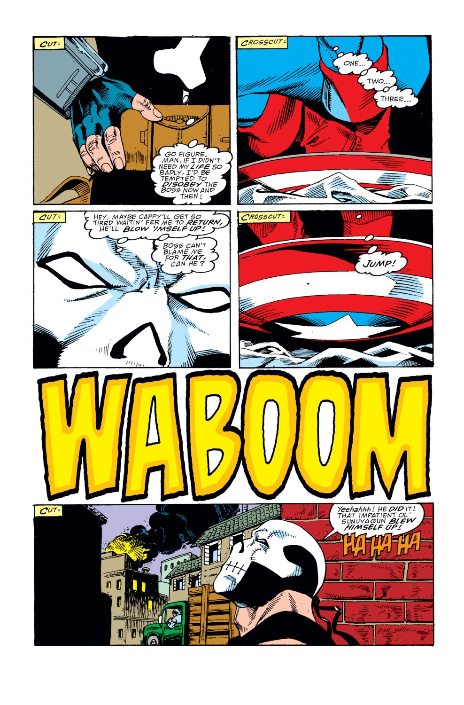 Captain America (1968) Issue #364 #297 - English 16