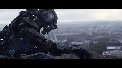 Chappie (Movie) - UK Trailer - Screenshot