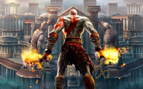 game god of war terbaru