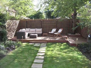 garden designs for small gardens