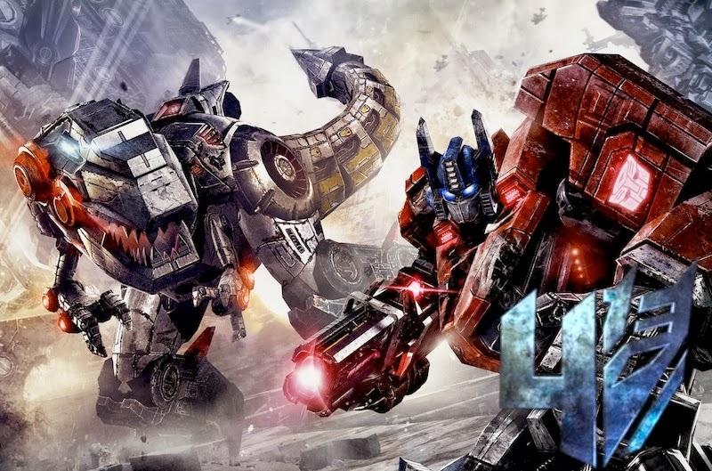 Assistir primeiro trailer novo filme Transformers 2014