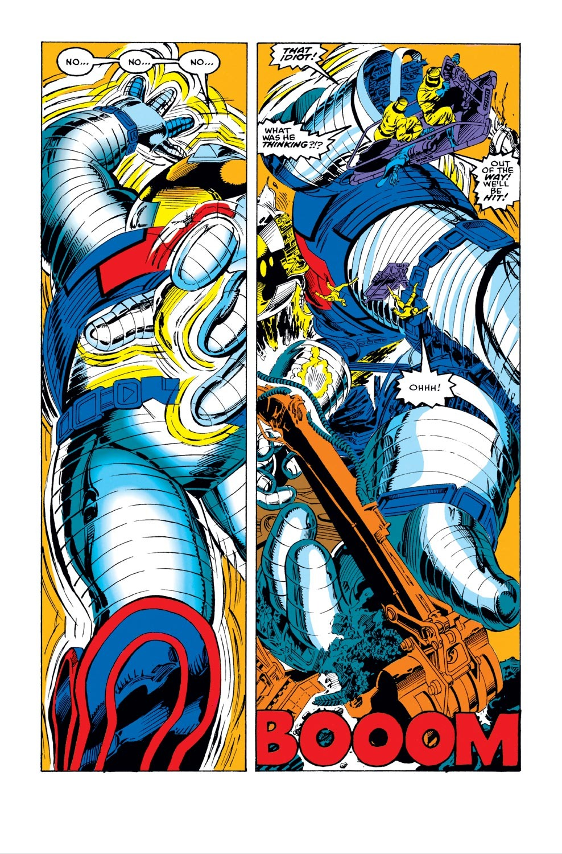 Captain America (1968) Issue #417 #366 - English 24