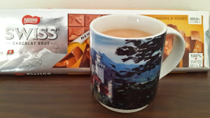 I LOVE MY COZY MYSTERIES WITH DELICIOUS CHOCOLATES AND A HOT CUP OF TEA