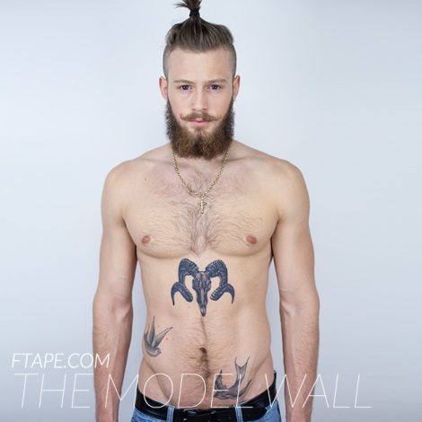 Declan-John Geraghty for FTAPE Model Wall