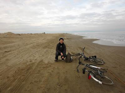 La Punta del Fangar in Delta de l'Ebre