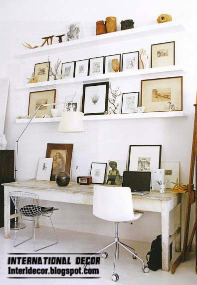 Shelving in Office Space