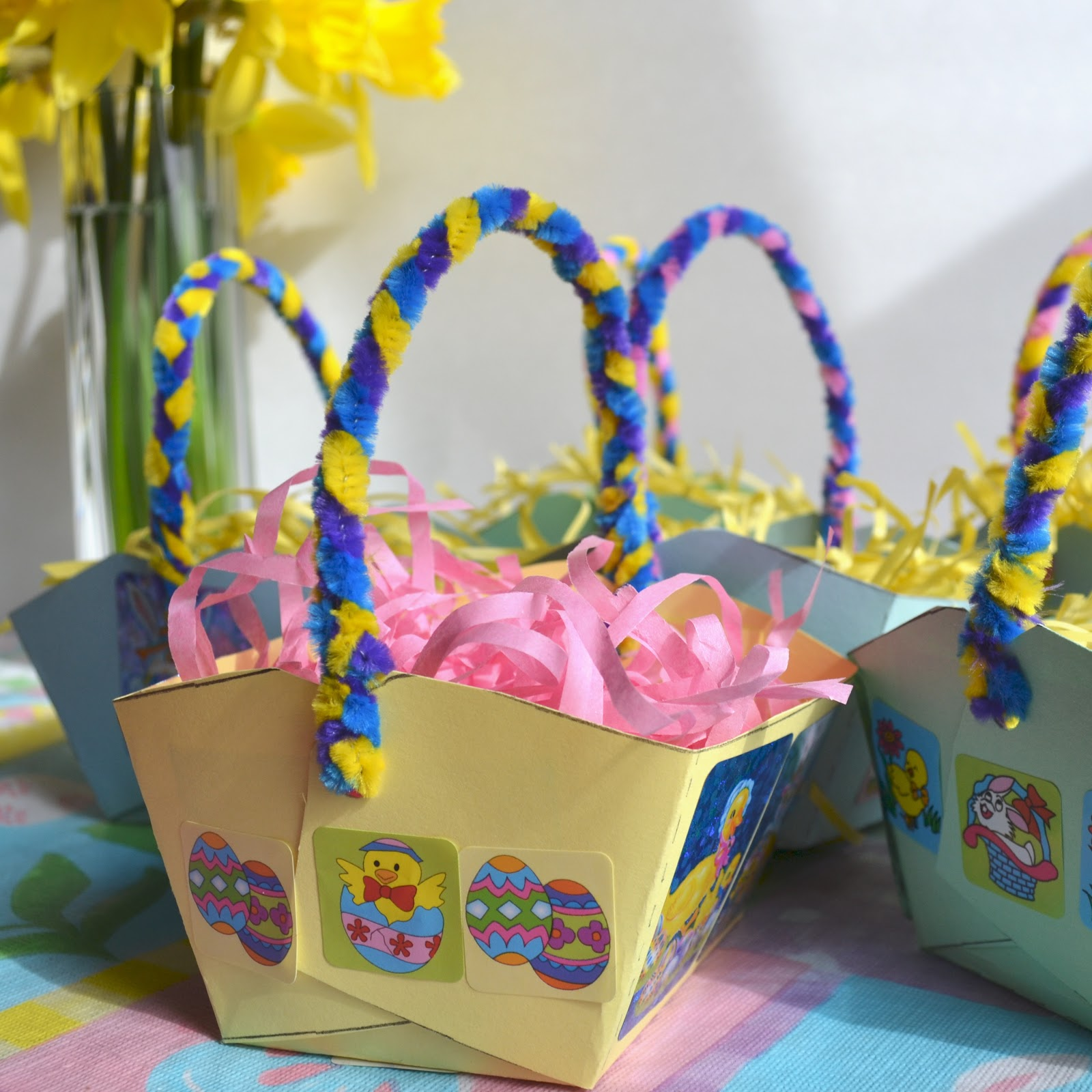 East coast mommy 10 awesome easter ideas for kids - Easter basket craft ideas ...