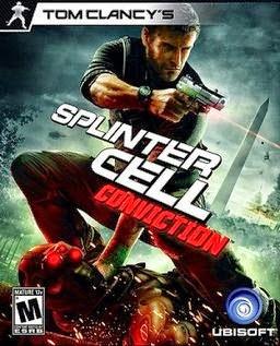 Splinter Cell Conviction Game
