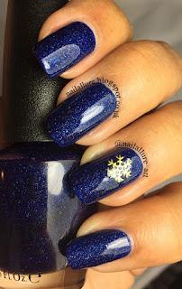 Born Pretty Store Snowflake Sticker accent nail