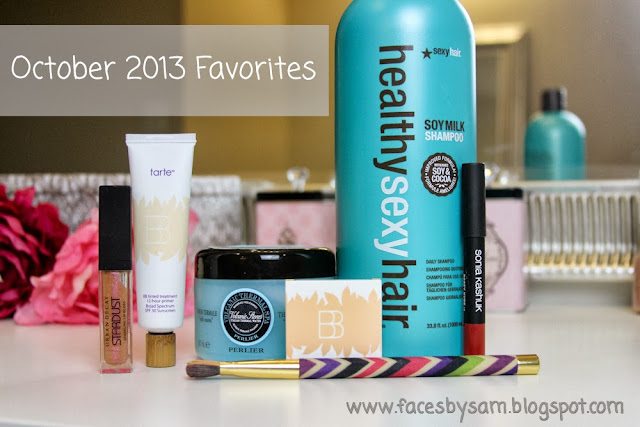 October 2013 Favorite Products of the Month