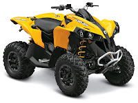 2013 Can-Am Renegade 500 ATV pictures 2