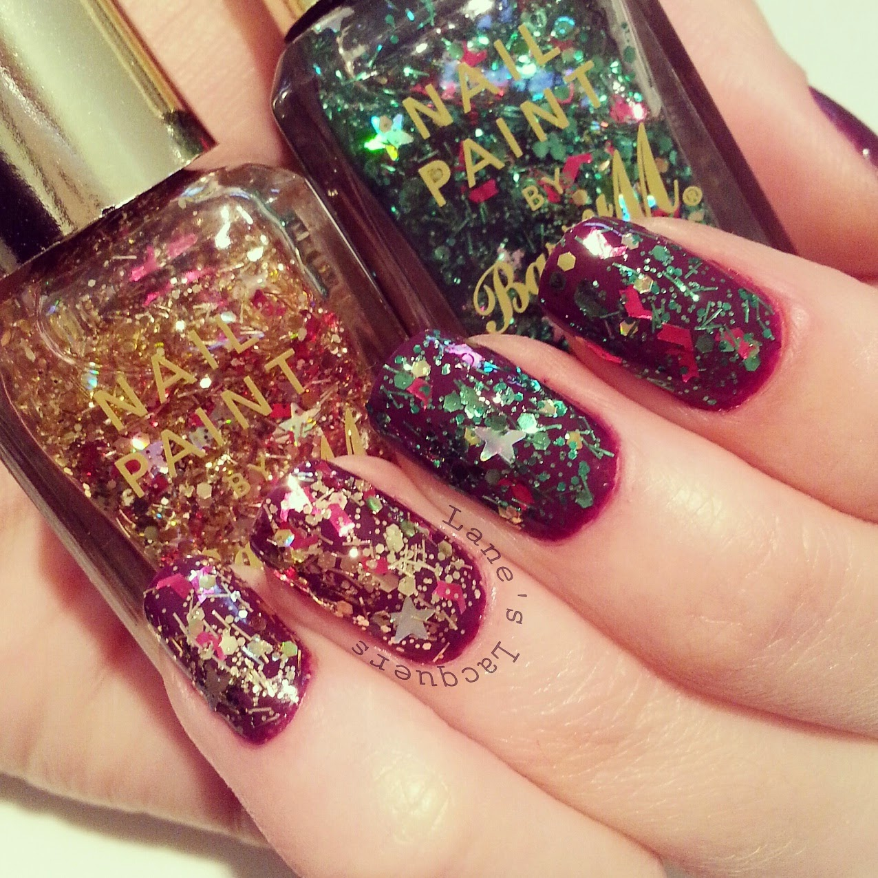 barry-m-christmas-tree-jingle-bells-berry-cosmo-swatch-nails (2)