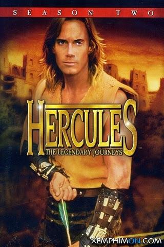 Những Cuộc Phiêu Lưu của Hercules Vietsub Thuyết minh Lồng tiếng