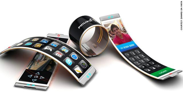 هواتف المستقبل
