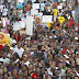 Marcha para Jesus reúne multidão de evangélicos em Salvador