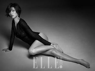 Ahn Young Mi 안영미 Elle Korea Pictures 5