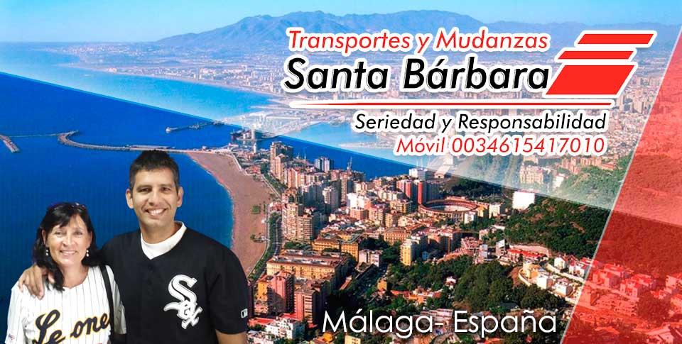 Transportes y mudanzas Santa Barbara