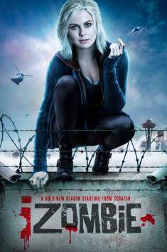 iZombie 4ª Temporada Torrent - WEB-DL 720p/1080p Legendado