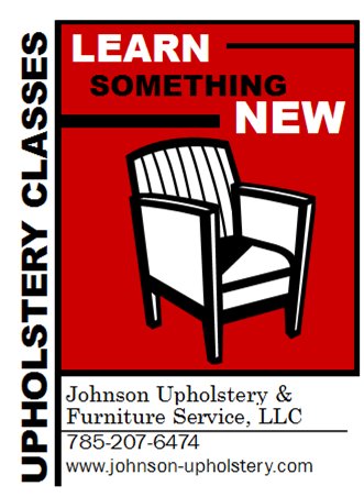 Learn Something New Upholstery Cl