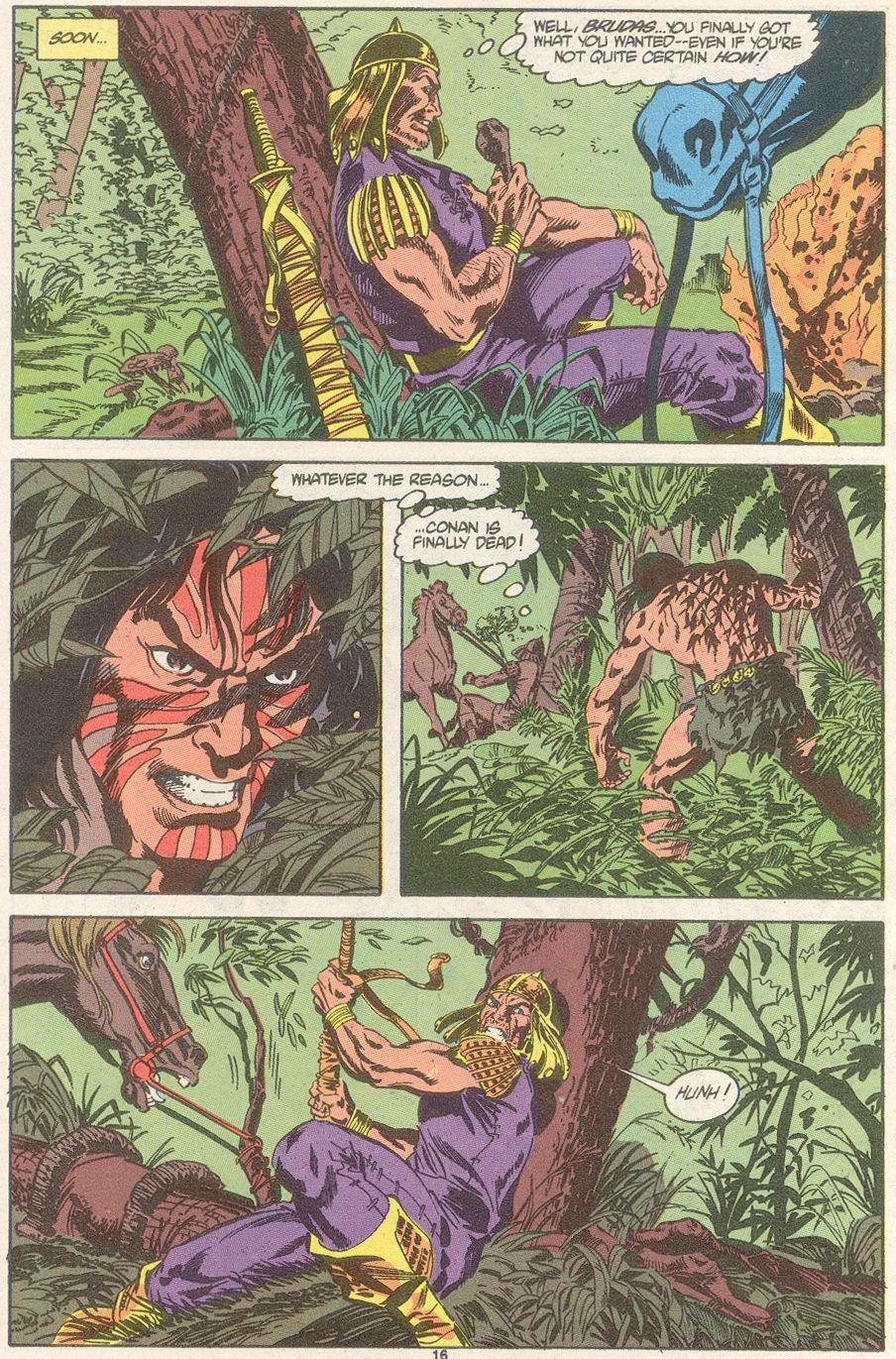 Conan the Barbarian (1970) Issue #239 #251 - English 13