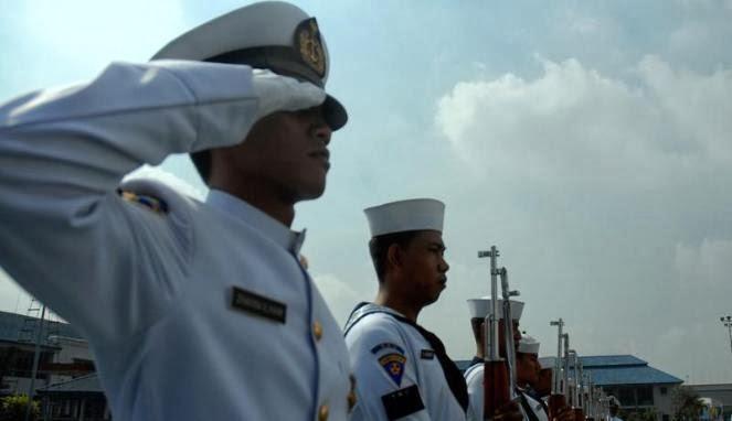 Dianggap Berjasa, TNI AL Dapat Penghargaan dari AL Belanda