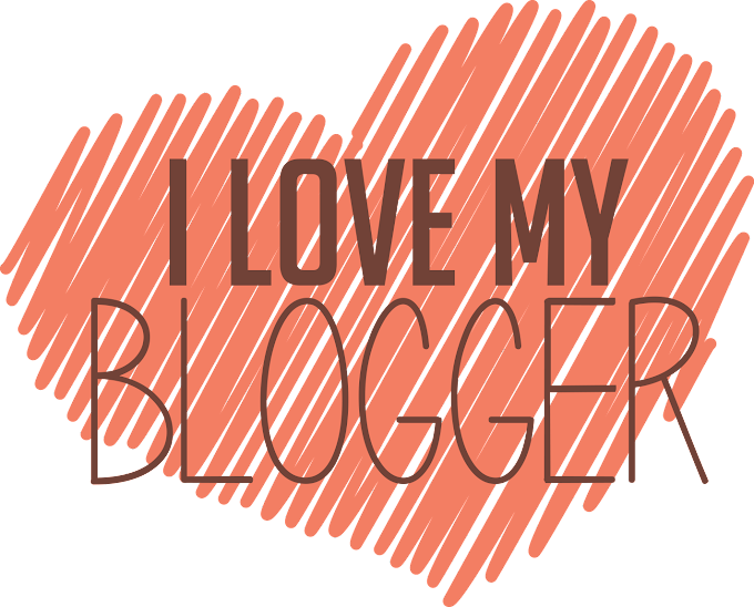 Tag: I love my Blogger
